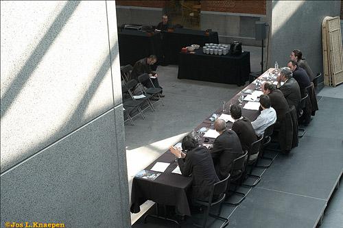 BNRF persconferentie - foto Jos Knaepen