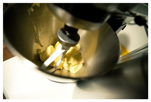 Quatre quarts à la gousse de vanille