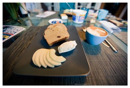 feestelijk saffraanbrood (elle eten)
