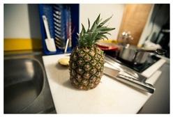 Ananascake 'tatin'