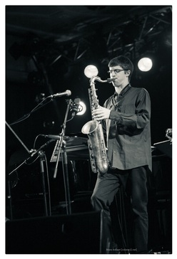 Robin Verheyen International Quartet feat. Bill Carrothers