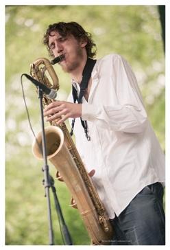 KuRuWaSan, Jazz Sur l'Herbe, Citadelpark, Gent, BE, 21/05/2009