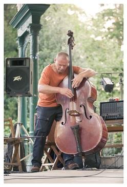 Kris Wanders Outfit, Jazz Sur l'Herbe, Citadelpark, Gent, BE, 21/05/2009