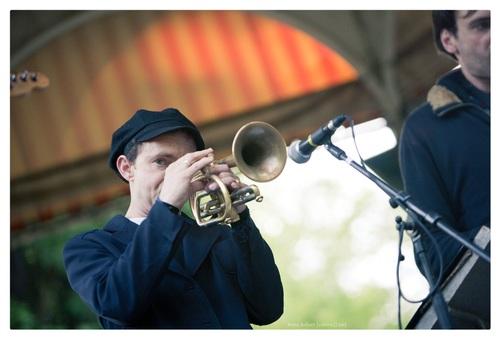 Moker, Jazz Sur l'Herbe, Citadelpark, Gent, BE, 28/05/2009