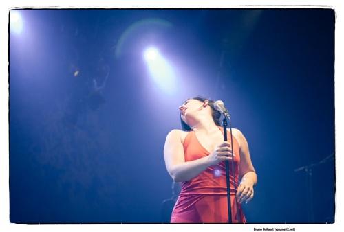 Briskey, 16/07/2009, Gent Jazz, Gent, BE, 8-19/07/2009