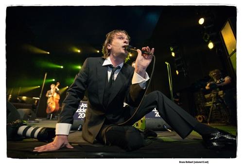 Hans Teeuwen zingt, 14/08/2009, Jazz Middelheim, Antwerpen, BE, 13-16/08/2009