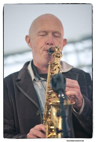 Steve Houben, Jazz in 't Park, Zuidpark, Gent, BE, 05/09/2009