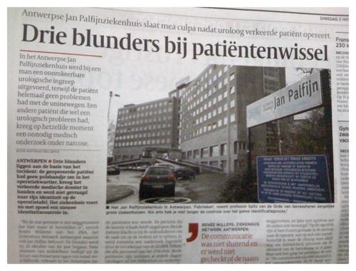 Jan Palfijn: Gent of Antwerpen?
