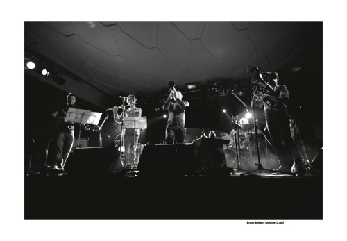 Rêve d'Eléphant Orchestra, Vooruit, Gent, BE, 16/08/2009