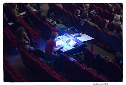 De klankman, Miry Zaal, Conservatorium, Gent, BE, 23/03/2010