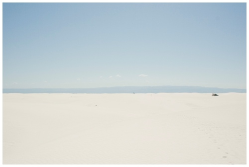 White Sands, USA 2010