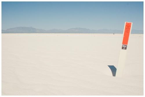 Whites Sands, USA 2010