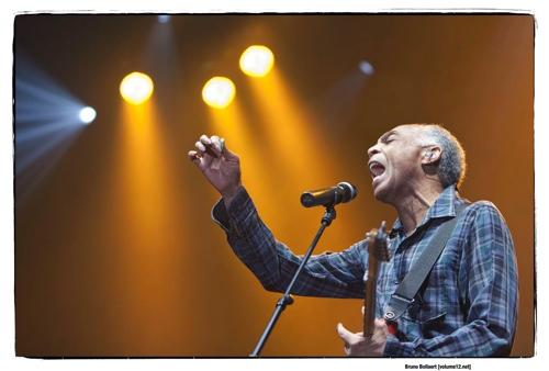 Gilberto Gil by Bruno Bollaert