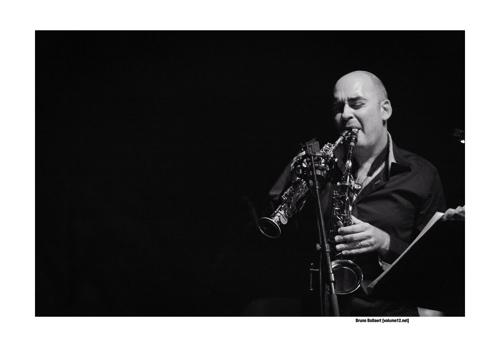 Christophe Monniot door Bruno Bollaert