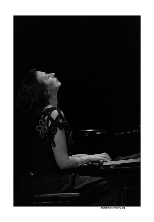 Amina Figarova Sextet door Bruno Bollaert
