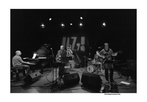 Koen Nys Quintet door Bruno Bollaert