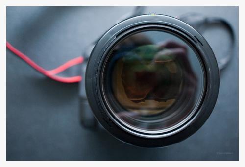 Lens door Bruno Bollaert
