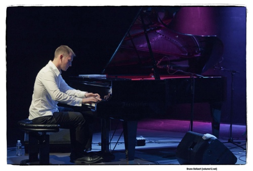 Evgeny Lebedev - World Trio door Bruno Bollaert