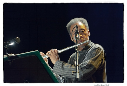Henry Threadgill @ Jazz & Sounds door Bruno Bollaert