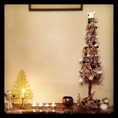 Kerstboom door Bruno Bollaert