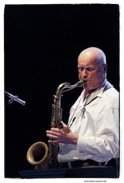 Scott DuBois Quartet @ De Werf, Brugge, 11/02/2012 door Bruno Bollaert
