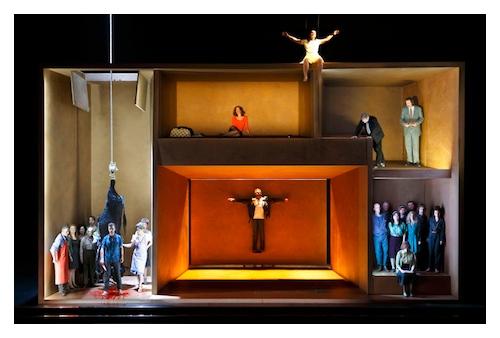 Rumor, produktiefoto Vlaamse Opera door Annemie Augustijns