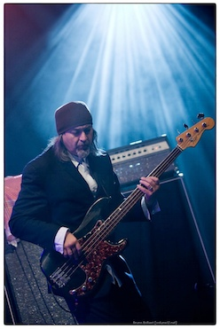 Bill Laswell door Bruno Bollaert