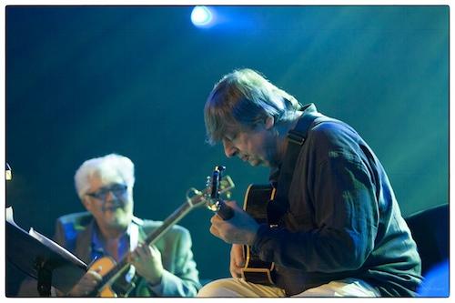 Jazz Middelheim door Bruno Bollaert