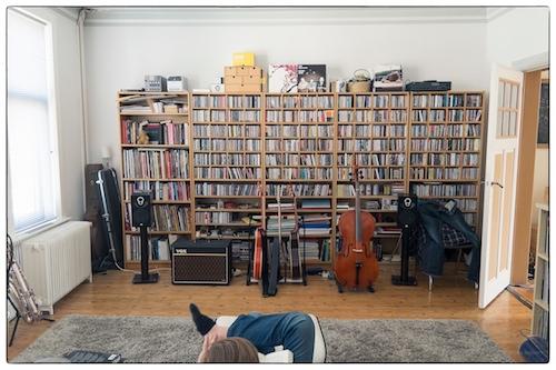 Werkplaats door Bruno Bollaert