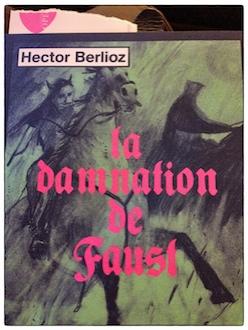 La Damnation de Faust door Bruno Bollaert