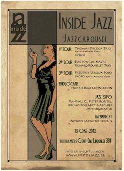 Jazzcarousel & Jazz Expo door Bruno Bollaert