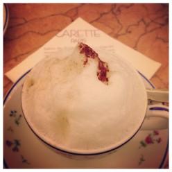 Koffie bij Carette
