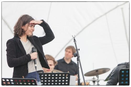 Ghent Youth Jazz Orchestra / Eline Mabilde