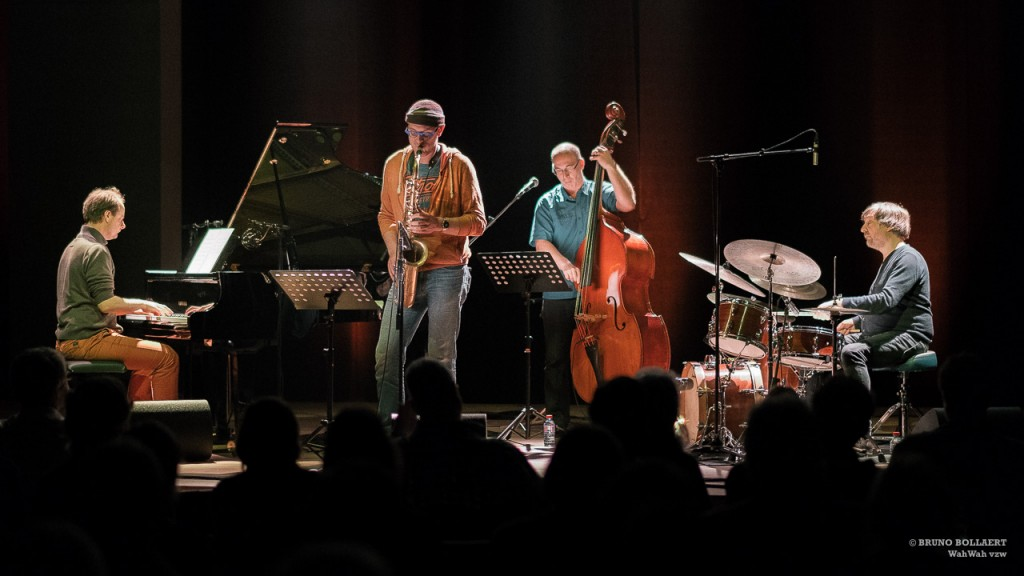 Christophe Devisscher Quartet, Handelsbeurs, Gent, BE, 24.03.2016